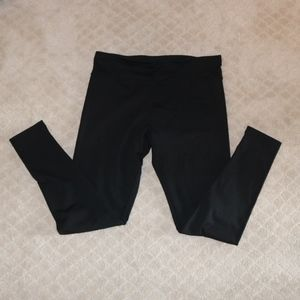 Womens Danskin yoga pants leggings black XL 14-16